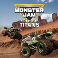 arcade, Automobile, casual, Monster Jam Steel Titans, Monster Jam Steel Titans Review, Offroad, PS4, PS4 Review, Racing, Rainbow Studios, Rating 5/10, simulation, Singleplayer, Sports, THQ Nordic