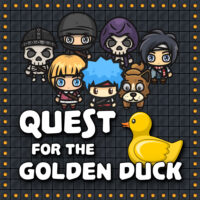 Action, adventure, arcade, Bigosaur, indie, multiplayer, Nintendo Switch Review, party, Puzzle, Quest for the Golden Duck, Quest for the Golden Duck Review, Rating 6/10, Switch Review