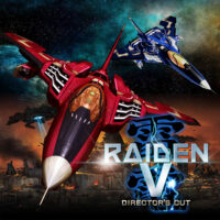 2D, Action, arcade, MOSS, Nintendo Switch Review, Raiden V: Directors Cut, Raiden V: Directors Cut Review, Rating 8/10, Shoot 'Em Up, Shooter, Switch Review, UFO Interactive, Vertical
