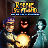 2D, Action, adventure, difficult, indie, KISS Publishing, Nintendo Switch Review, Pixel Reign, Platformer, Puzzle, Rating 7/10, Robbie Swifthand and the Orb of Mysteries, Robbie Swifthand and the Orb of Mysteries Review, Switch Review
