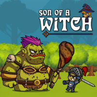 Action, adventure, arcade, Bigosaur, co-op, Fighting, indie, multiplayer, Nintendo Switch Review, party, Rating 9/10, Rogue-like, Role Playing Game, RPG, Son of a Witch, Son of a Witch Review, Switch Review