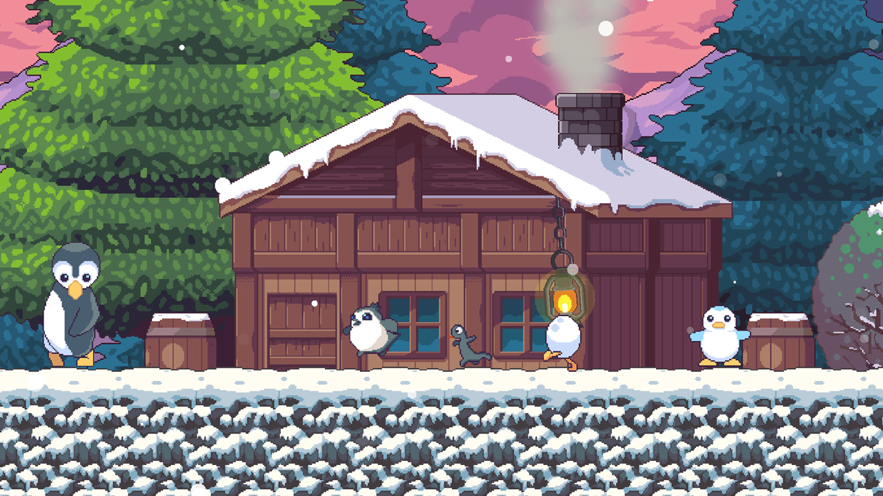 2D, Action, adventure, Cute, indie, Joysteak Studios, Music, Nintendo Switch Review, Pixel Graphics, Platformer, PQube, Songbird Symphony, Songbird Symphony Review, Switch Review