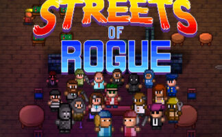 Action, adventure, indie, Matt Dabrowski, Nintendo Switch Review, Pixel Graphics, Rating 10/10, Rogue-like, Role Playing Game, RPG, Streets of Rogue, Streets of Rogue Review, Switch Review, tinyBuild Games