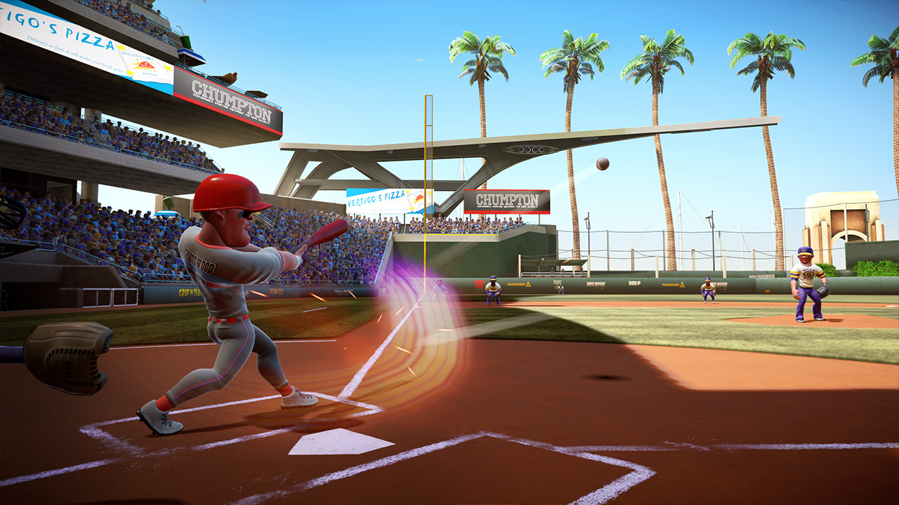 arcade, Baseball, Metalhead Software, multiplayer, Nintendo Switch Review, Rating 8/10, simulation, Sports, Super Mega Baseball, Super Mega Baseball 2, Super Mega Baseball 2: Ultimate Edition, Super Mega Baseball 2: Ultimate Edition Review, Switch Review, Team
