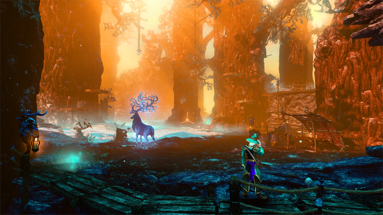 2D, Action, Action & Adventure, adventure, co-op, Frozenbyte, indie, Nintendo Switch Review, Platformer, Puzzle, Rating 8/10, Switch Review, Trine, Trine 3: The Artifacts of Power, Trine 3: The Artifacts of Power Review