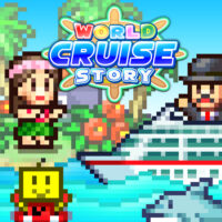 adventure, board game, Civilian, Kairosoft, Marine, Nintendo Switch Review, Puzzle, Rating 9/10, simulation, Switch Review, World Cruise Story, World Cruise Story Review