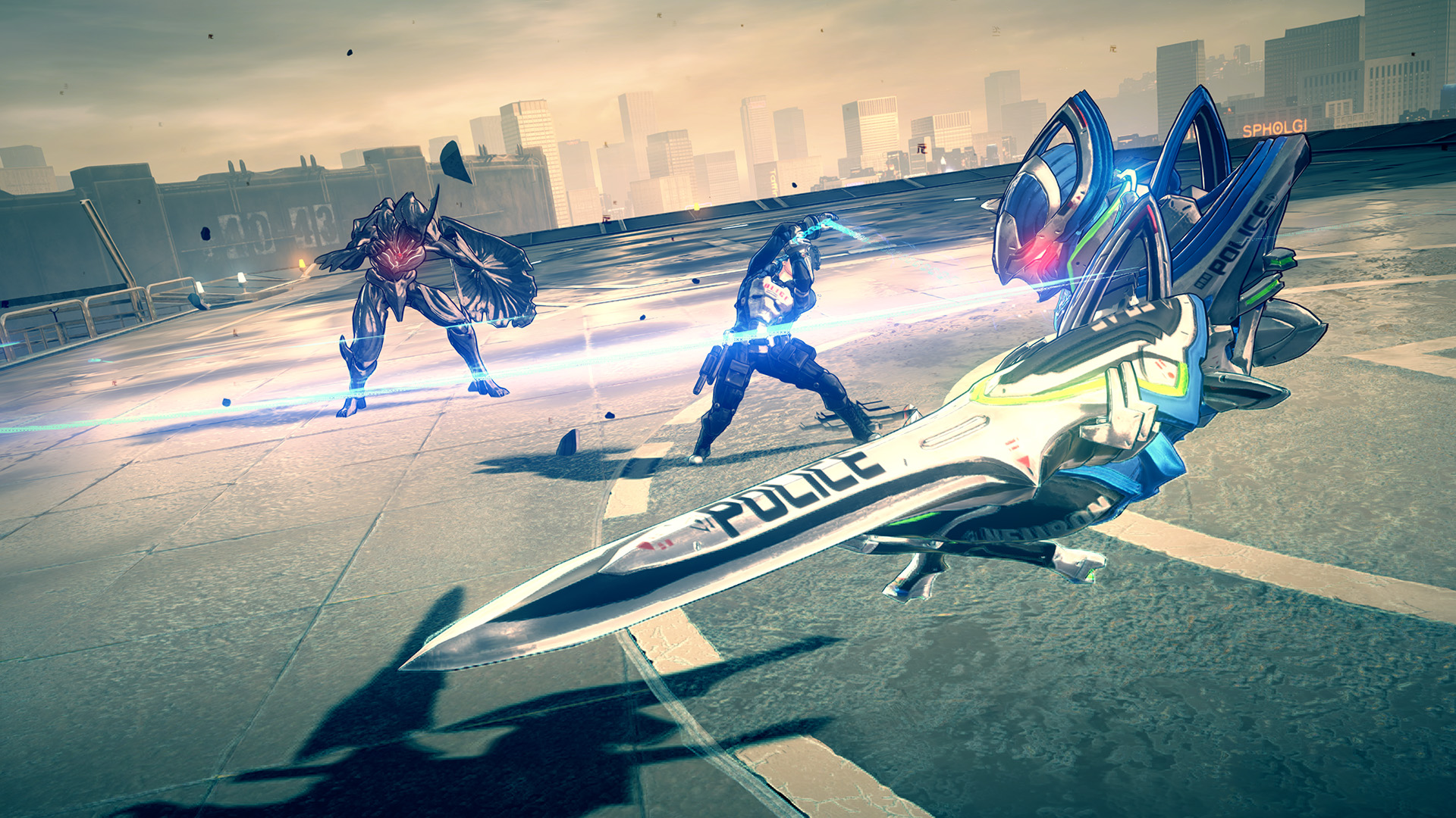 Action, Action & Adventure, adventure, ASTRAL CHAIN, ASTRAL CHAIN Review, Nintendo, Nintendo Switch Review, Platinum Games, Rating 9/10, Switch Review