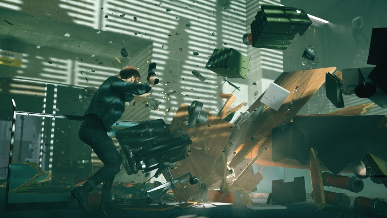 505 Games, Action, Action & Adventure, adventure, Control, Control Review, Female Protagonist, PS4, PS4 Review, Rating 9/10, Remedy Entertainment, Sci-Fi, Video Game, Video Game Review