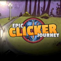 Action, adventure, casual, Cleversan Software, Clicker, Epic Clicker Journey, Epic Clicker Journey Review, indie, Nintendo Switch Review, Rating 6/10, Role Playing Game, RPG, simulation, Switch Review, Ultimate Games, Video Game, Video Game Review