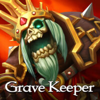Action, Action & Adventure, Forever Entertainment, Grave Keeper, Grave Keeper Review, indie, MegaPixel SA, Nintendo Switch Review, Rating 8/10, RPG, Switch Review, Ultimate Games