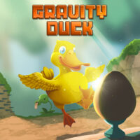2D, Action, arcade, Gravity Duck, Platformer, PS4, PS4 Review, Puzzle, Ratalaika Games, Rating 5/10, Woblyware