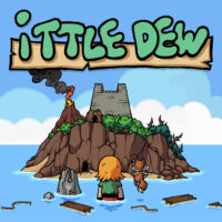 Action, adventure, Female Protagonist, indie, Ittle Dew, Ittle Dew Review, Ludosity, Nintendo Switch Review, Puzzle, Rainy Frog, Rating 8/10, Switch Review