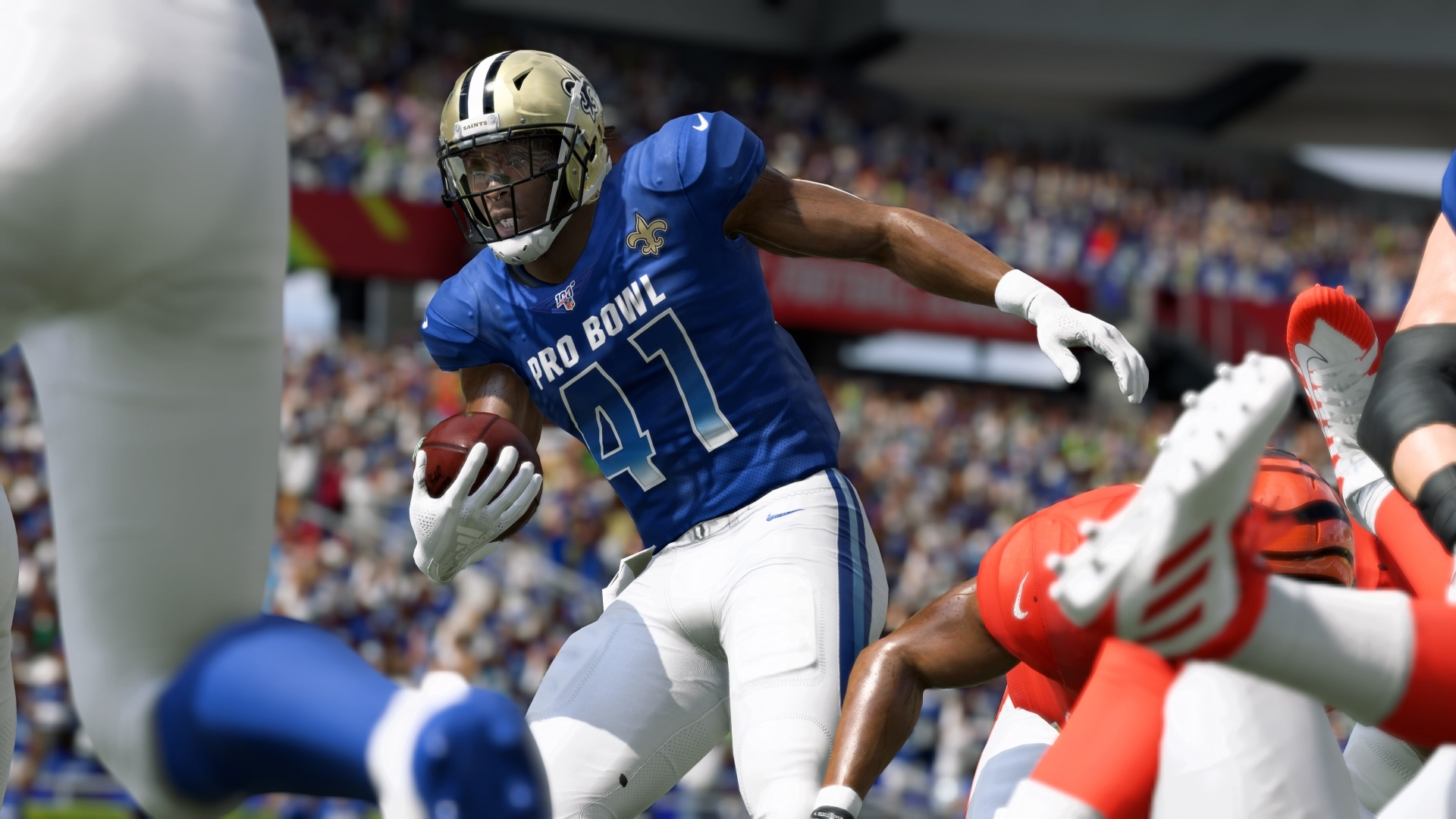 EA Sports, EA Tiburon, Electronic Arts, Football, Madden NFL 20, Madden NFL 20 Review, PS4, PS4 Review, Rating 7/10, simulation, Team-Based