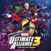 Action, Koei Tecmo Games, Marvel Ultimate Alliance 3: The Black Order, Marvel Ultimate Alliance 3: The Black Order Review, Nintendo, Nintendo Switch Review, Rating 7/10, Role Playing Game, RPG, Switch Review, Team Ninja, Video Game, Video Game Review