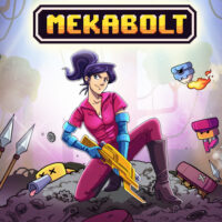 2D, Action, adventure, arcade, casual, GrabTheGames, indie, Mekabolt, Mekabolt Review, Platformer, PS4, PS4 Review, Puzzle, Ratalaika Games, Rating 5/10, Somepx, Video Game, Video Game Review