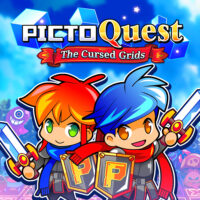 adventure, NanoPiko, Nintendo Switch Review, Picto Quest, Picto Quest Review, Plug In Digital, Puzzle, Rating 8/10, Role Playing Game, RPG, strategy, Switch Review