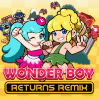 2D, Action, adventure, anime, arcade, casual, CFK, Classic, CYBERFRONT KOREA CORP, Platformer, PS4, PS4 Review, Wonder Boy Returns, Wonder Boy Returns Remix, Wonder Boy Returns Remix Review