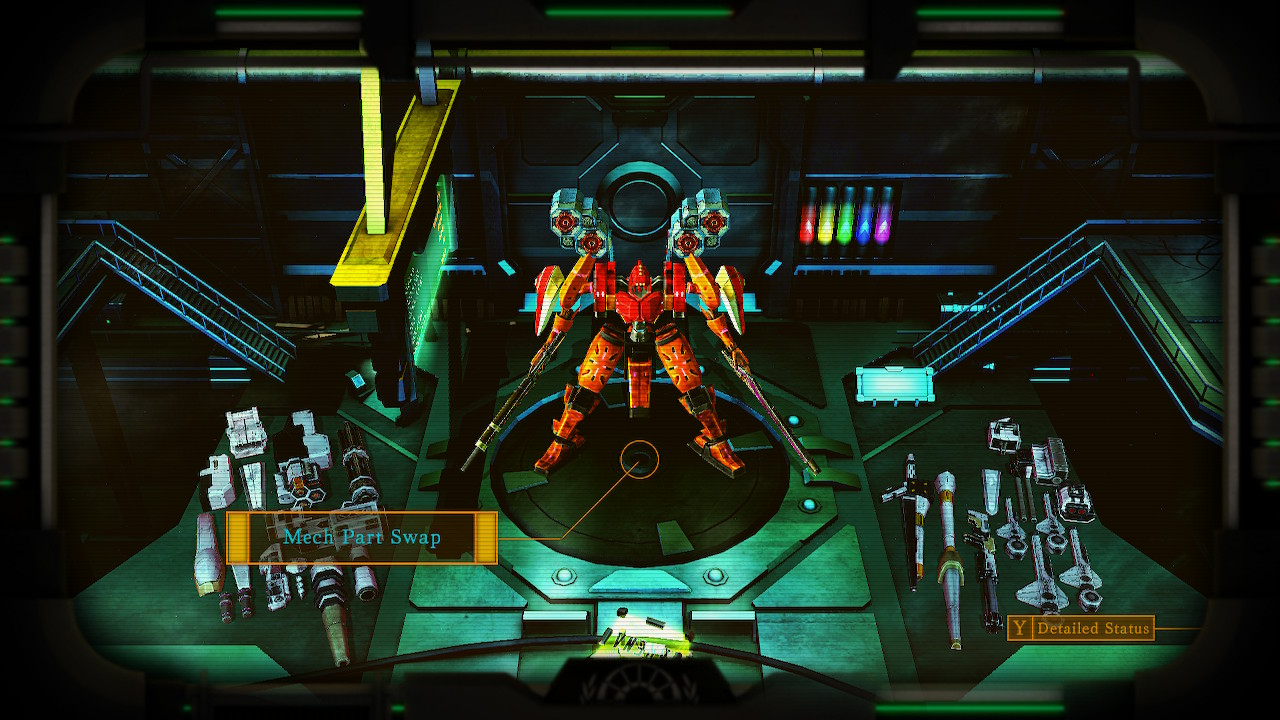 Action, anime, Arc System Works, Damascus Gear Operation Osaka, Damascus Gear Operation Osaka Review, Mechs, Nintendo Switch Review, Rating 8/10, Role Playing Game, RPG, Switch Review