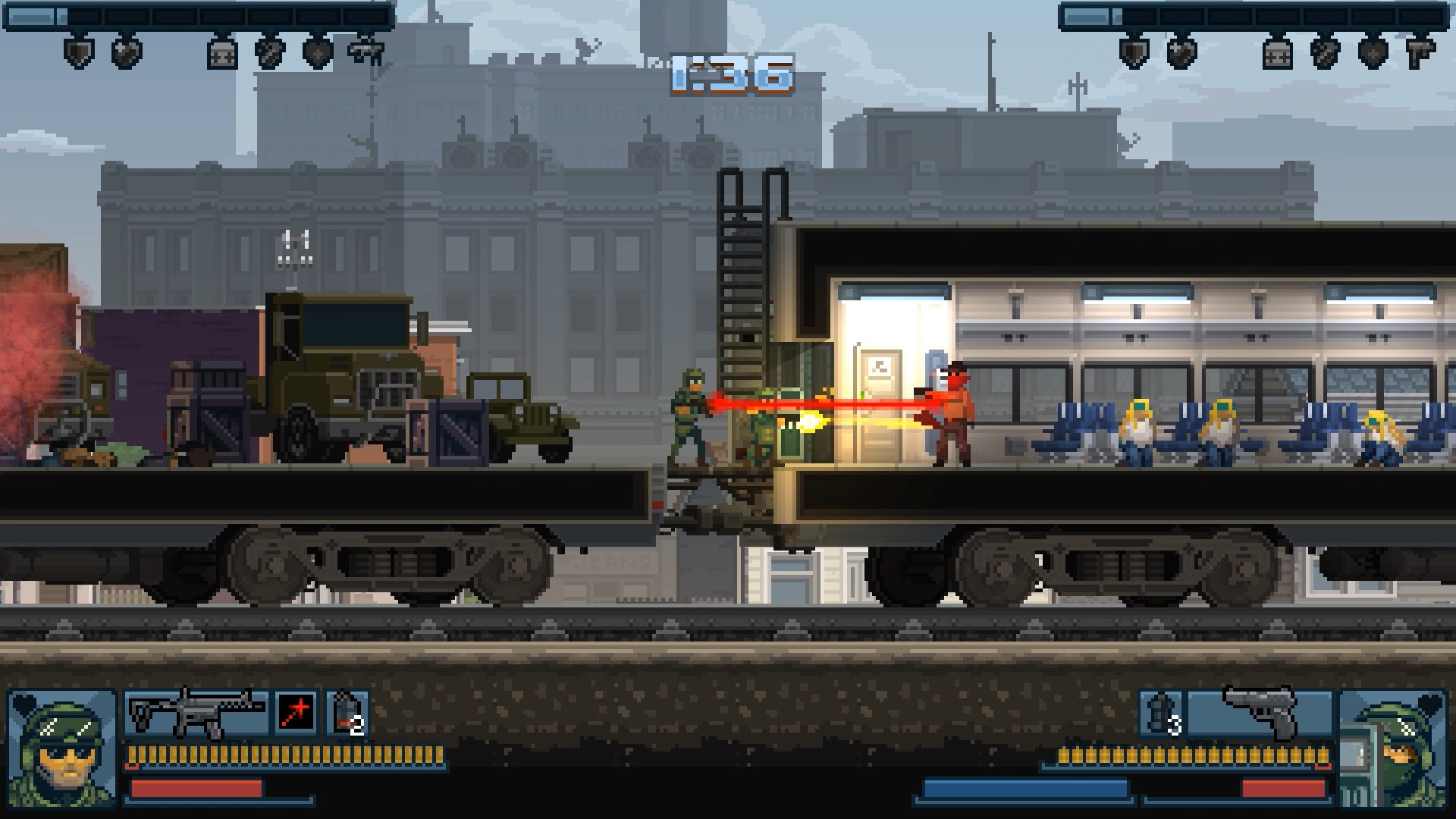 2D, Action, casual, Door Kickers: Action Squad, Door Kickers: Action Squad Review, indie, KillHouse Games, PC, PC Review, Pixel Graphics, PixelShard, Platformer, Rating 8/10, simulation, strategy, Tactical, Video Game, Video Game Review