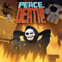 adventure, arcade, AZAMATIKA, Career, Hypertrain Digital, Nintendo Switch Review, Peace Death! Complete Edition, Peace Death! Complete Edition Review, Puzzle, simulation, Switch Review, Virtual