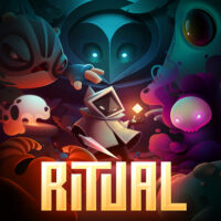 Action, arcade, casual, Hexage, indie, Nintendo Switch Review, Pinball, Rating 8/10, Ritual: Sorcerer Angel, Ritual: Sorcerer Angel Review, RPG, Shoot 'Em Up, Shooter, Switch Review, top down