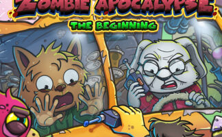 adventure, Comedy, Entertainment Forge, GrabTheGames, Post Apocalyptic, PS4, PS4 Review, Ratalaika Games, Rating 7/10, Scheming Through The Zombie Apocalypse: The Beginning, Scheming Through The Zombie Apocalypse: The Beginning Review, Zombies