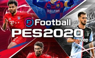 eFootball, eFootball PES 2020, eFootball PES 2020 Review, eSports, FC Barcelona, FC Bayern München, Football, Heist, Juventus, Konami, Konami Digital Entertainment, Lionel Messi, Manchester United, PS4, PS4 Review, Rating 9/10, simulation, Singleplayer, soccer, Sports, Team-Based
