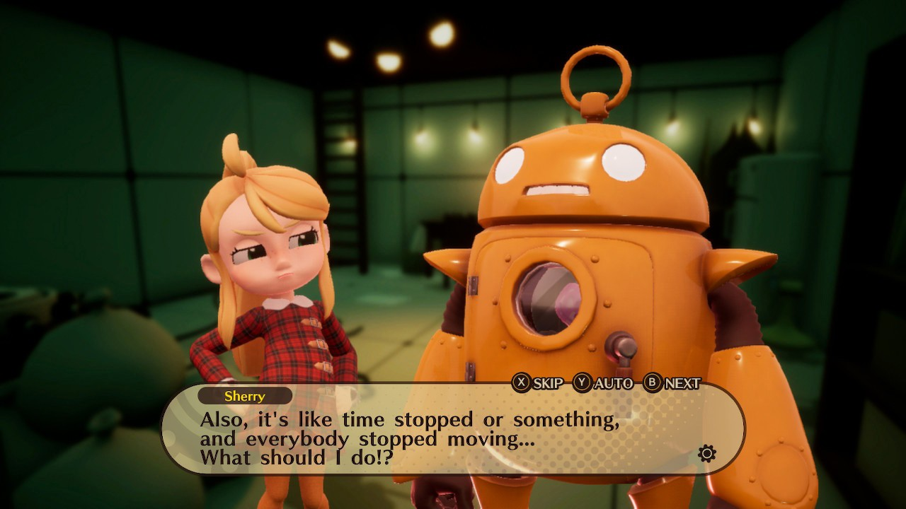 Destiny Connect: Tick-Tock Travelers, Destiny Connect: Tick-Tock Travelers Review, Intragames, Nintendo Switch, Nintendo Switch Review, Nippon Ichi Software, NIS America, Role Playing Game, RPG, SYUPRO