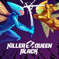 2D, Action, Action & Adventure, adventure, arcade, BumbleBear, casual, indie, Killer Queen Black, Killer Queen Black Review, Liquid Bit, Nintendo Switch Review, Platformer, Rating 8/10, strategy, Switch Review