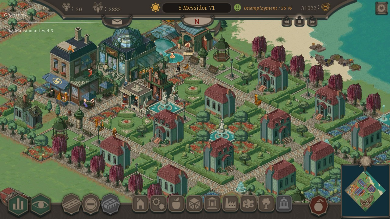 board game, City Builder, Lethis: Path of Progress Review, Lethis; Path of Progress, management, Nintendo Switch Review, Plug In Digital, Rating 6/10, simulation, steampunk, strategy, Switch Review, Triskell Interactive