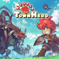 Game Freak, Little Town Hero, Little Town Hero Review, Nintendo Switch Review, Rating 9/10, Role Playing Game, RPG, Switch Review
