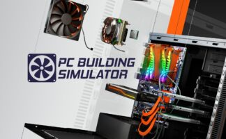 Claudiu Kiss, indie, PC Building Simulator, PC Building Simulator Review, PS4, PS4 Review, Rating 7/10, simulation, strategy, The Irregular Corporation