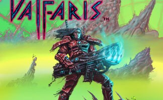 2D, Action, arcade, Big Sugar, Gore, indie, Merge Games, Nintendo Switch Review, Pixel Graphics, Platformer, Rating 9/10, Steel Mantis, Valfaris, Valfaris Review