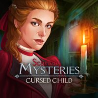 adventure, Artifex Mundi, casual, Hidden Object, Point & Click, PS4, PS4 Review, Puzzle, Scarlett Mysteries: Cursed Child, Scarlett Mysteries: Cursed Child Review, World-Loom
