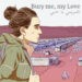 adventure, ARTE France, Bury me, Dear Villagers, FIGS, indie, my Love, my Love Review, Plug In Digital, Rating 6/10, simulation, The Pixel Hunt, Visual Novel