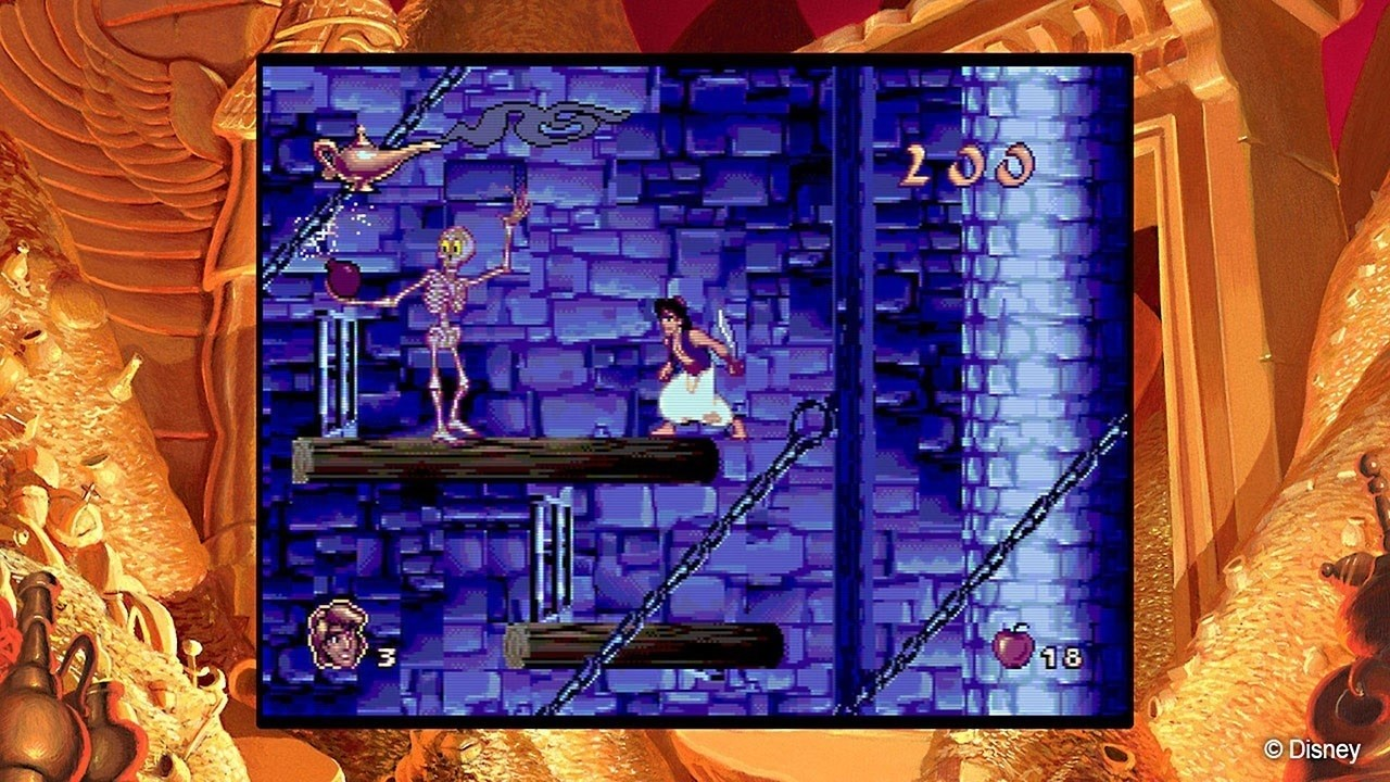 2D, Action, adventure, Classic, Digital Eclipse, Disney Classic Games: Aladdin and The Lion King, Disney Classic Games: Aladdin and The Lion King Review, disney interactive, Nighthawk Interactive, Nintendo Switch Review, Platformer, Singleplayer, Switch Review