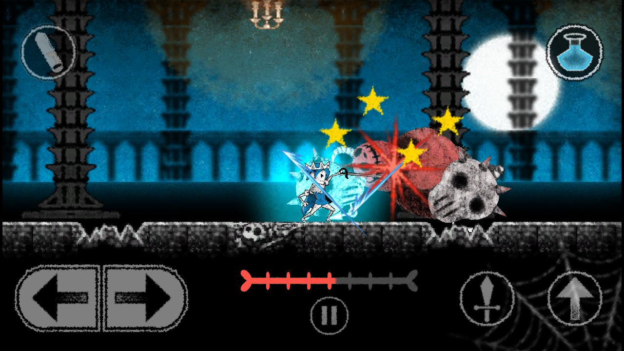 2D, Action, adventure, Dokuro, Dokuro Review, Game Arts, GungHo Online Entertainment, Nintendo Switch Review, Platformer, Puzzle, SE Mobile and Online, strategy, Switch Review