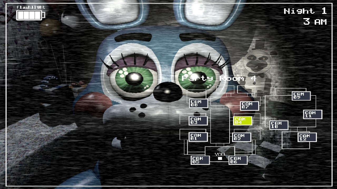 Clickteam, Five Nights at Freddy's, Five Nights at Freddy's 2, Five Nights at Freddy's 2 Review, Horror, indie, Nintendo Switch Review, Rating 9/10, robots, Scott Cawthon, simulation, Singleplayer, strategy, Survival Horror, Switch Review