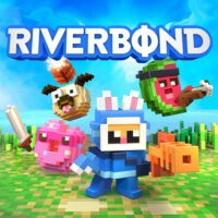 Action, adventure, arcade, casual, Cococucumber, indie, Nintendo Switch Review, party, Rating 5/10, Riverbond, Riverbond Review, Switch Review, voxel