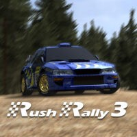 arcade, Automobile, Brownmonster Games, Nintendo Switch Review, Racing, Rush Rally 3, Rush Rally 3 Review, simulation, Sports, Switch Review