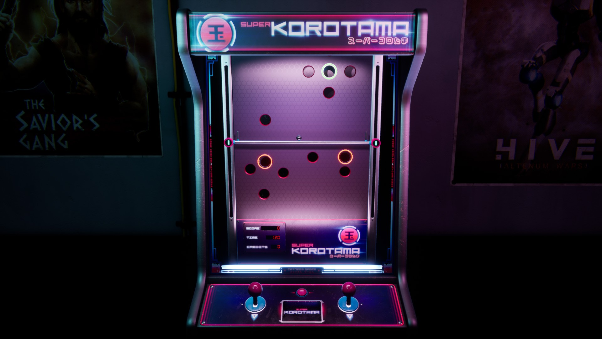 Action, arcade, casual, Catness Game Studios, indie, PS4, PS4 Review, Puzzle, Rating 7/10, simulation, Super Korotama, Super Korotama Review