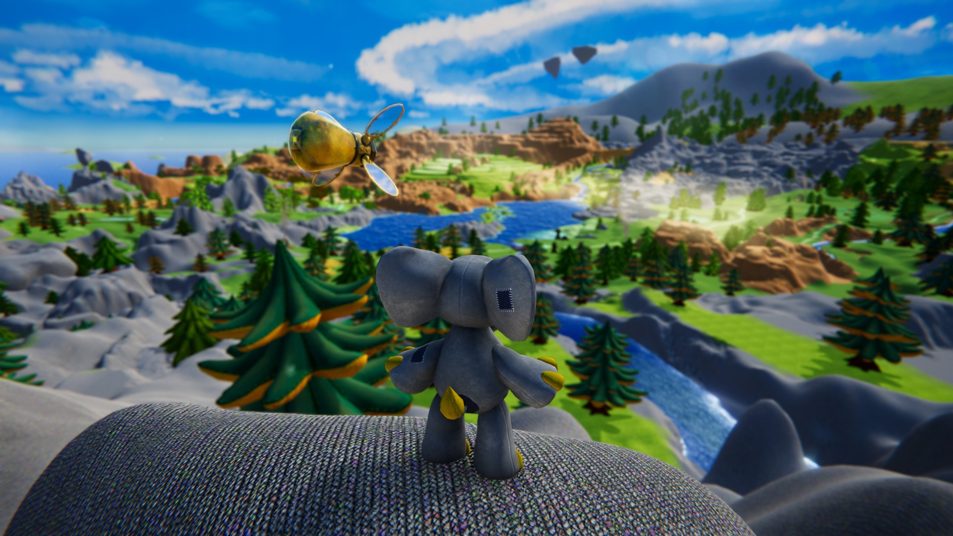 3D, Action, adventure, Alterego Games, casual, Cute, indie, Nintendo Switch Review, Platformer, Rating 7/10, Singleplayer, StickyLock Studios, Switch Review, Woven, Woven Review