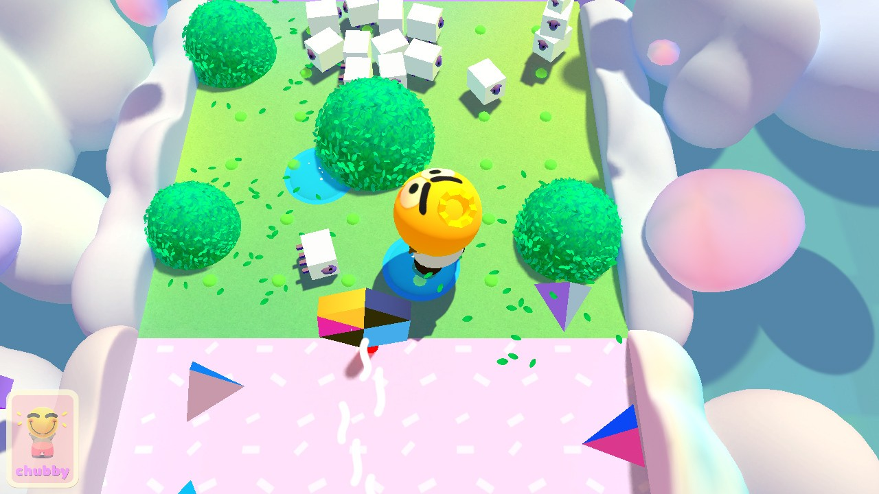Action, Clumsy Rush, Clumsy Rush Review, multiplayer, Nintendo Switch Review, party, Racing, Red Deer Games, Switch Review