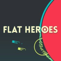 2D, Action, arcade, Deck 13, Flat Heroes, Flat Heroes Review, indie, local multiplayer, Minimalist, Nintendo Switch Review, Parallel Circles, party, Platformer, Rating 8/10, Switch Review