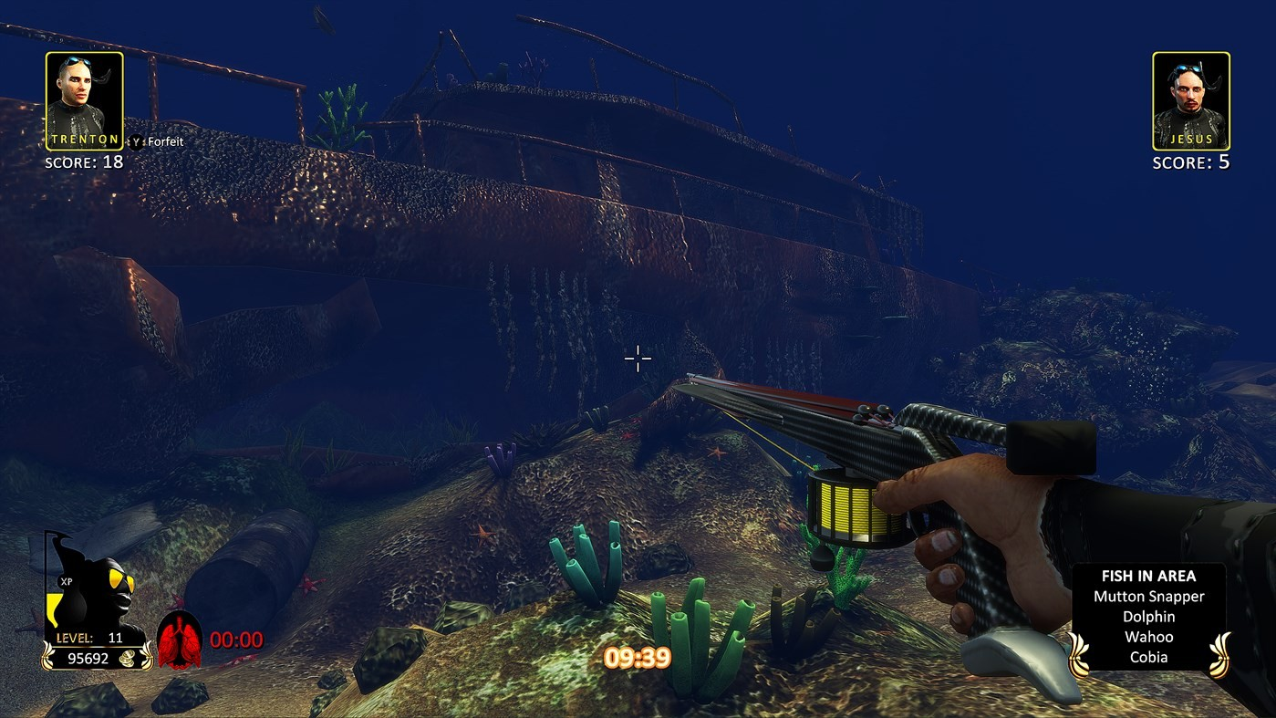 Action, Action & Adventure, adventure, Freediving Hunter : Spearfishing the World, Freediving Hunter : Spearfishing the World Review, Rating 6/10, Strongbox3d, Xbox One, Xbox One Review