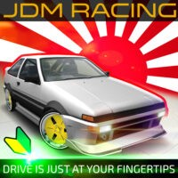 arcade, Automobile, JDM Racing, JDM Racing Review, Nikita Alexeevich, Nintendo Switch Review, Racing, Rating 6/10, simulation, Sports, Starkom, Switch Review