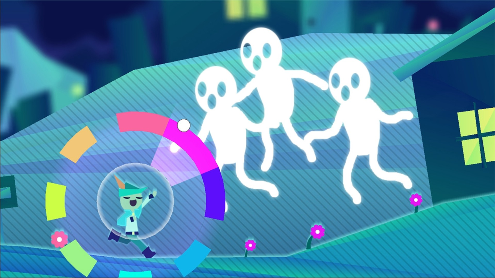 2D, Action, adventure, Comedy, Dumb and Fat Games, Greg Lobanov, humble bundle, indie, Music, Platformer, Story Rich, Wandersong, Wandersong Review, Xbox One, Xbox One Review