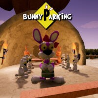 Bunny Parking, Bunny Parking Review, casual, DillyFrame, indie, multiplayer, Puzzle, strategy, Xbox One, Xbox One Review