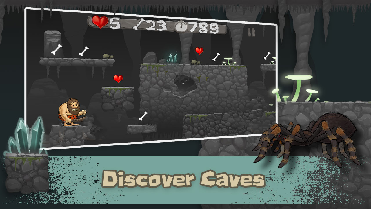 2D, Action, adventure, Caveman Chuck Review, Dinosaurs, indie, Nintendo Switch Review, Platformer, PrimeBit Games, Rating 2/10, retro, Switch Review