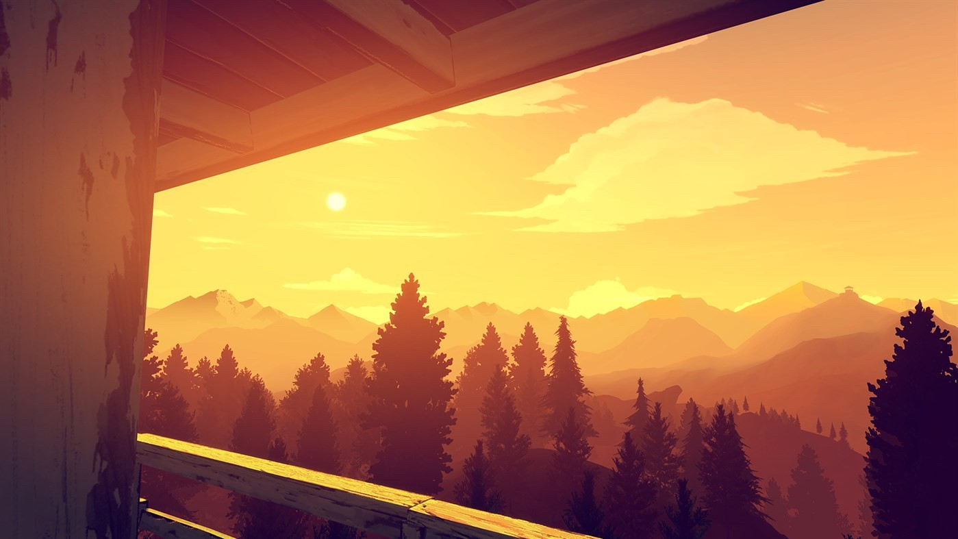 3D, adventure, Atmospheric, Campo Santo, Firewatch, Firewatch Review, first-person, Mystery, Rating 8/10, Story Rich, Xbox One, Xbox One Review